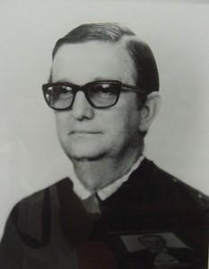 Prof. Dr. Otávio Baracchini (1968-1968)