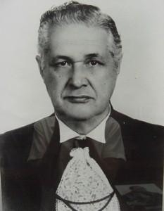 Prof. Dr.Geraldo Garcia Duarte (1968-1972)
