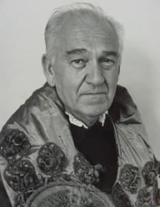 Prof. Dr. Ernesto Giesbrecht (1981-1984)
